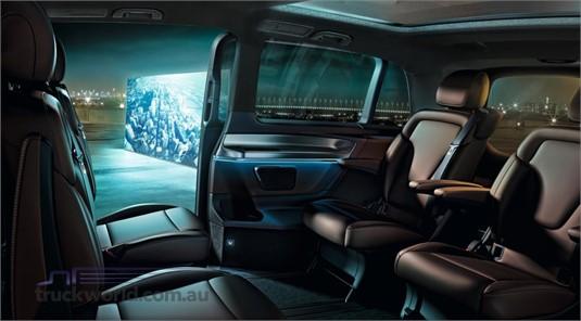 Mercedes Benz V Class 250 BlueTec