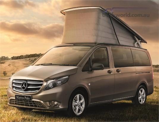 Mercedes Benz Marco Polo Activity 220D