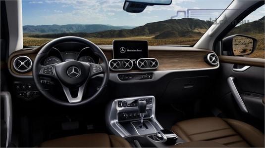 Mercedes Benz X Class X250d Progressive 4x4