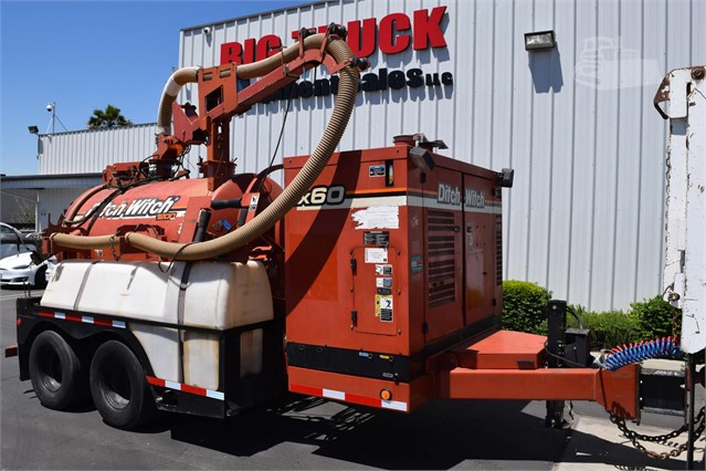 2006 DITCH WITCH FX60 For Sale In Fontana, California