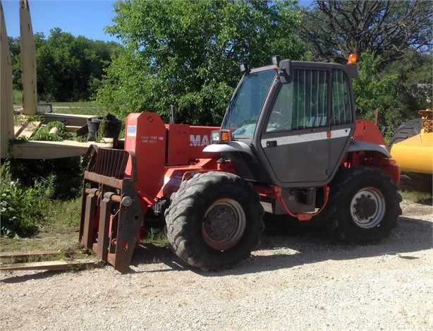 MANITOU MVT665 Telehandlers Auction Results - 3 Listings