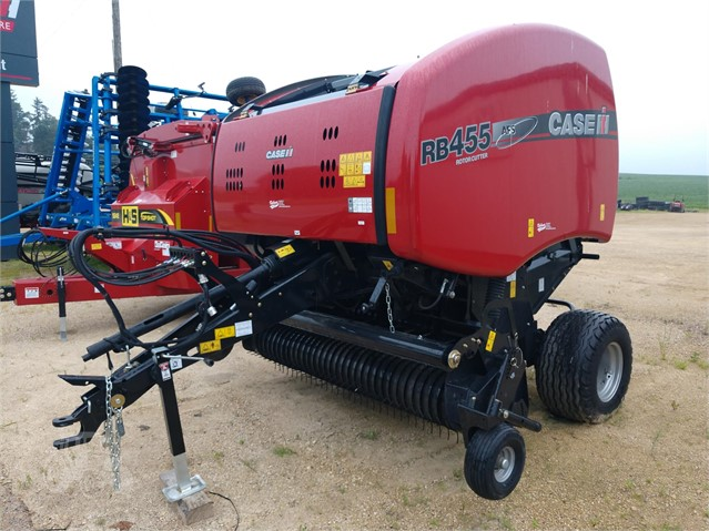 2018 CASE IH RB455 For Sale In Altura, Minnesota | TractorHouse com