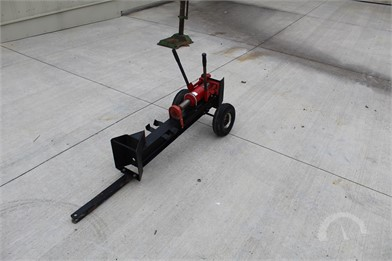 Log Splitters Forestry Equipment Auction Results - 28 Listings