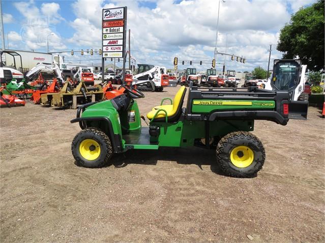 John Deere Gator For Sale >> 2014 John Deere Gator Tx For Sale In Sioux Falls South Dakota Www