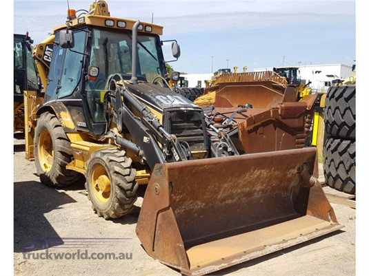 2006 Caterpillar 432D - Heavy Machinery for Sale