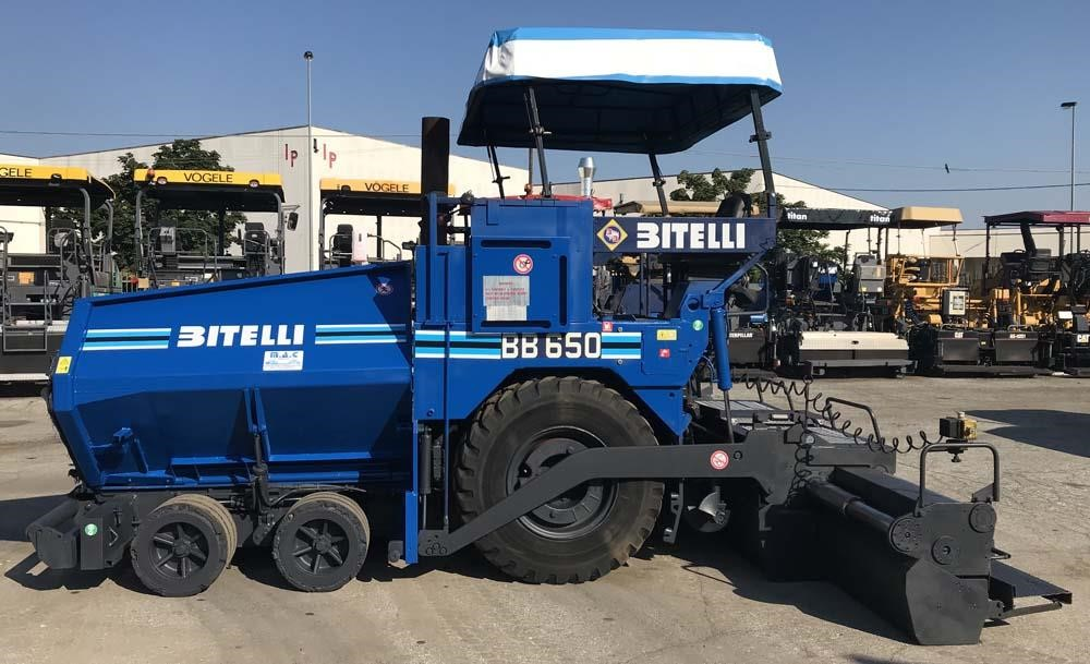 Bitelli BB650 #Used 1997