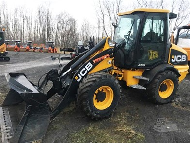 JCB 409 For Sale In New York - 2 Listings | MachineryTrader