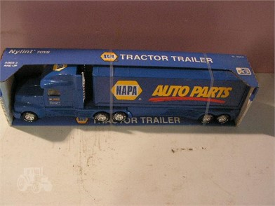 FARM TOYS NYLINT NAPA TRACTOR TRAILER Auction Results - 1