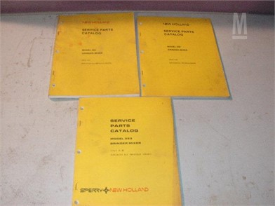 Nh Grinder Mixers Manuals Auction Results - 1 Listings