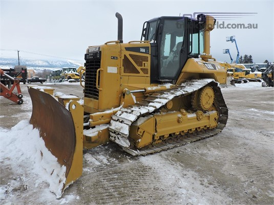 2011 Caterpillar D6N XL Heavy Machinery for Sale