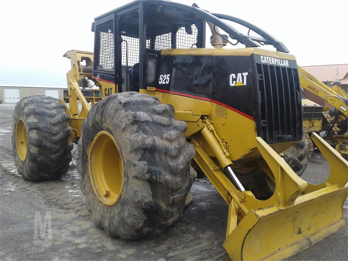 1995 CAT 525 For Sale In Crossville, Tennessee