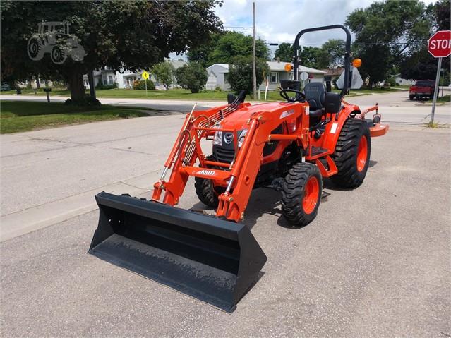 2018 KIOTI CK4010SE For Sale In Altura, Minnesota