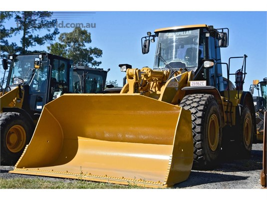 2011 Caterpillar 950H - Heavy Machinery for Sale