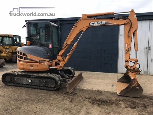 2010 Case CX50B Heavy Machinery for Sale