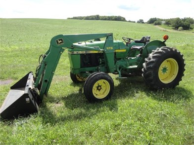 JOHN DEERE 2150 Online Auction Results - 4 Listings | AuctionTime
