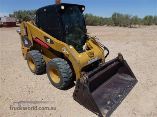2011 Caterpillar 246C - Heavy Machinery for Sale