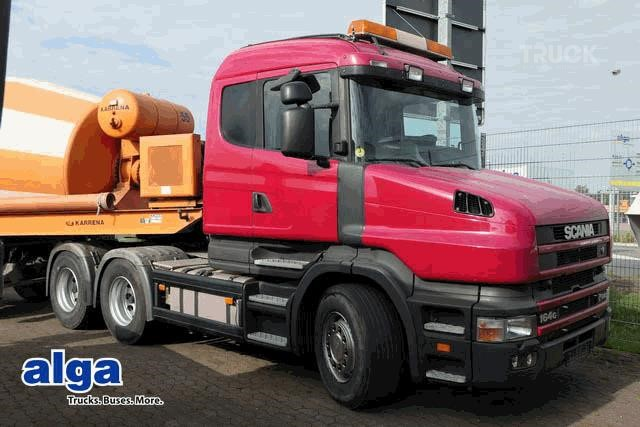 SCANIA T164G580