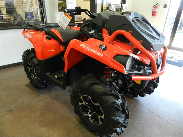 2018 CAN-AM OUTLANDER 570 X MR For Sale In Sycamore