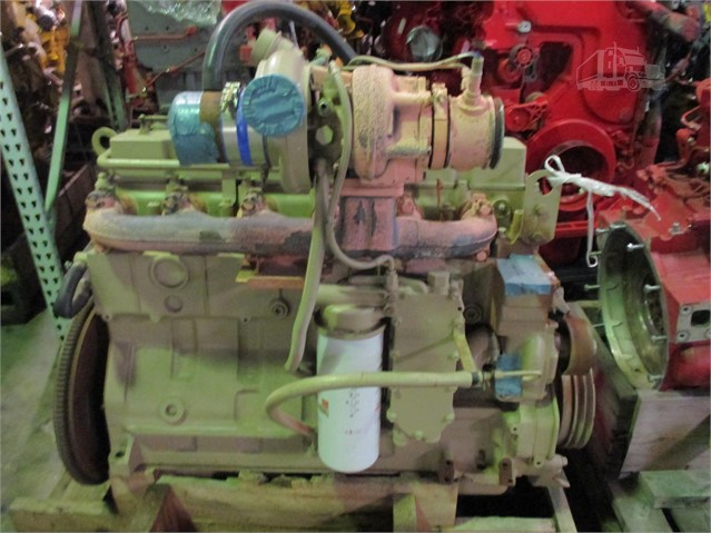 CUMMINS Engine For Sale In Indianapolis, Indiana