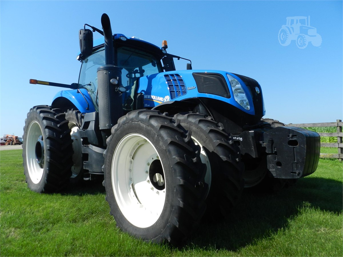 2015 New Holland T8380 For Sale In Sycamore Illinois Www 480 Wiring Diagram Ez Go Workhorse Engine