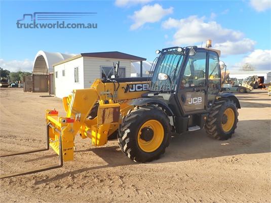 2018 Jcb 533-105 Forklifts for Sale