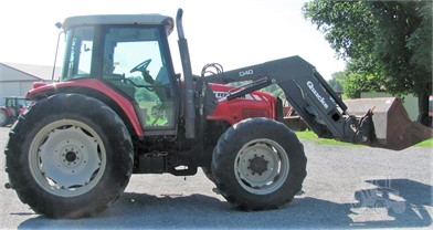 MASSEY-FERGUSON 5460 Auction Results - 32 Listings