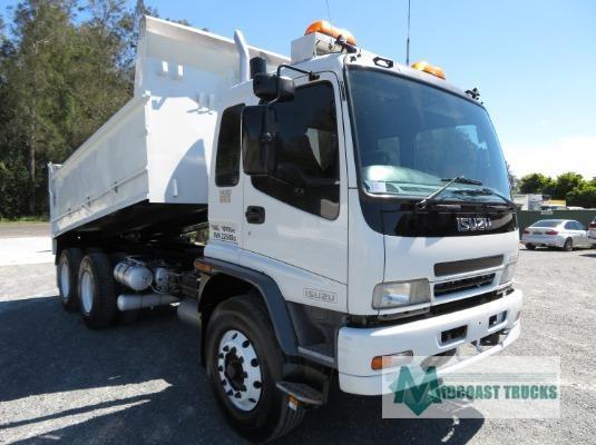 2012 Hino 300 Series 414 Midcoast Trucks - Trucks for Sale