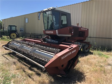 HESSTON Mower Conditioners/Windrowers For Sale In Wyoming - 1