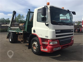 5ad67353fa Used DAF CF65 Trucks for sale in the United Kingdom - 154 Listings ...