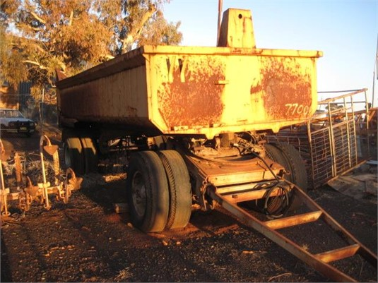 1970 Homemade Dog Trailer - Trailers for Sale