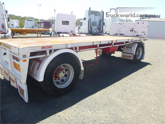 2005 Moore Flat Top Trailer Tag Trailers trailer for sale ...