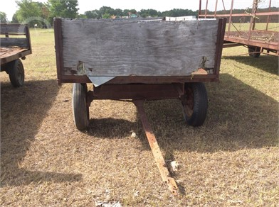 JOHN DEERE Other Ag Trailers Auction Results - 93 Listings