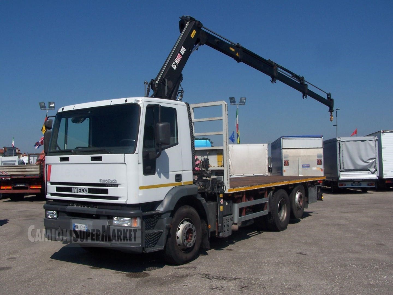 Iveco EUROTECH 260E31 used 2000