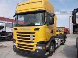 Scania R450  Uzywany