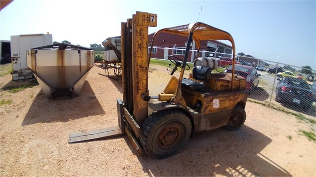 Lot # 2710 - 1960 HYSTER H65XM