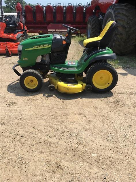 JOHN DEERE L120 For Sale In Yankton, South Dakota