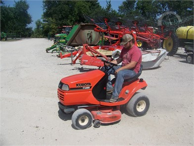 Riding Lawn Mowers Online Auction Results - 1291 Listings