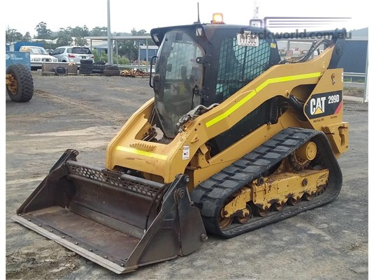 2013 Caterpillar 299D Heavy Machinery for Sale