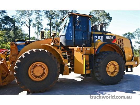 2014 Caterpillar 980K - Heavy Machinery for Sale