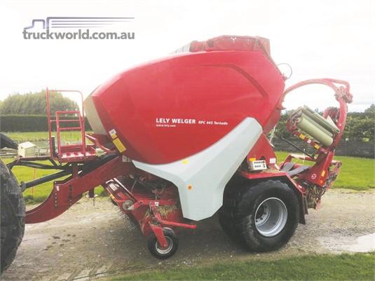 Lely Welger RPC445 TORNADO - Truckworld.com.au - Farm Machinery for Sale