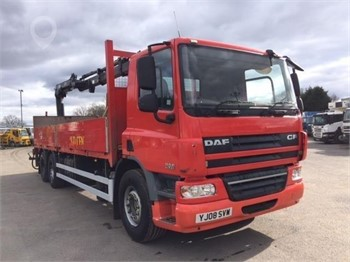 3541da7b84 Used DAF CF75 Trucks for sale in the United Kingdom - 194 Listings ...