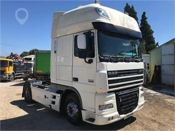Used DAF XF105 460 Trucks for sale in the United Kingdom