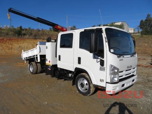 2012 Isuzu NPR 300 Dual Cab Used Isuzu Trucks - Trucks for Sale