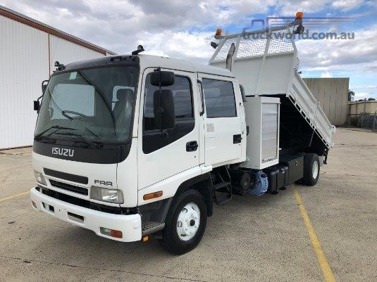 2007 Isuzu FRR550 Trucks for Sale