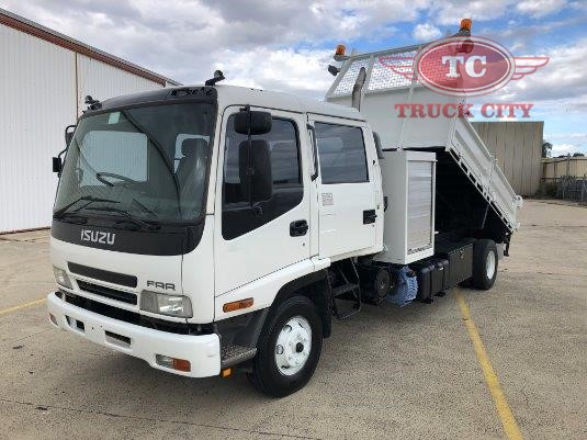 2007 Isuzu FRR550 Truck City - Trucks for Sale