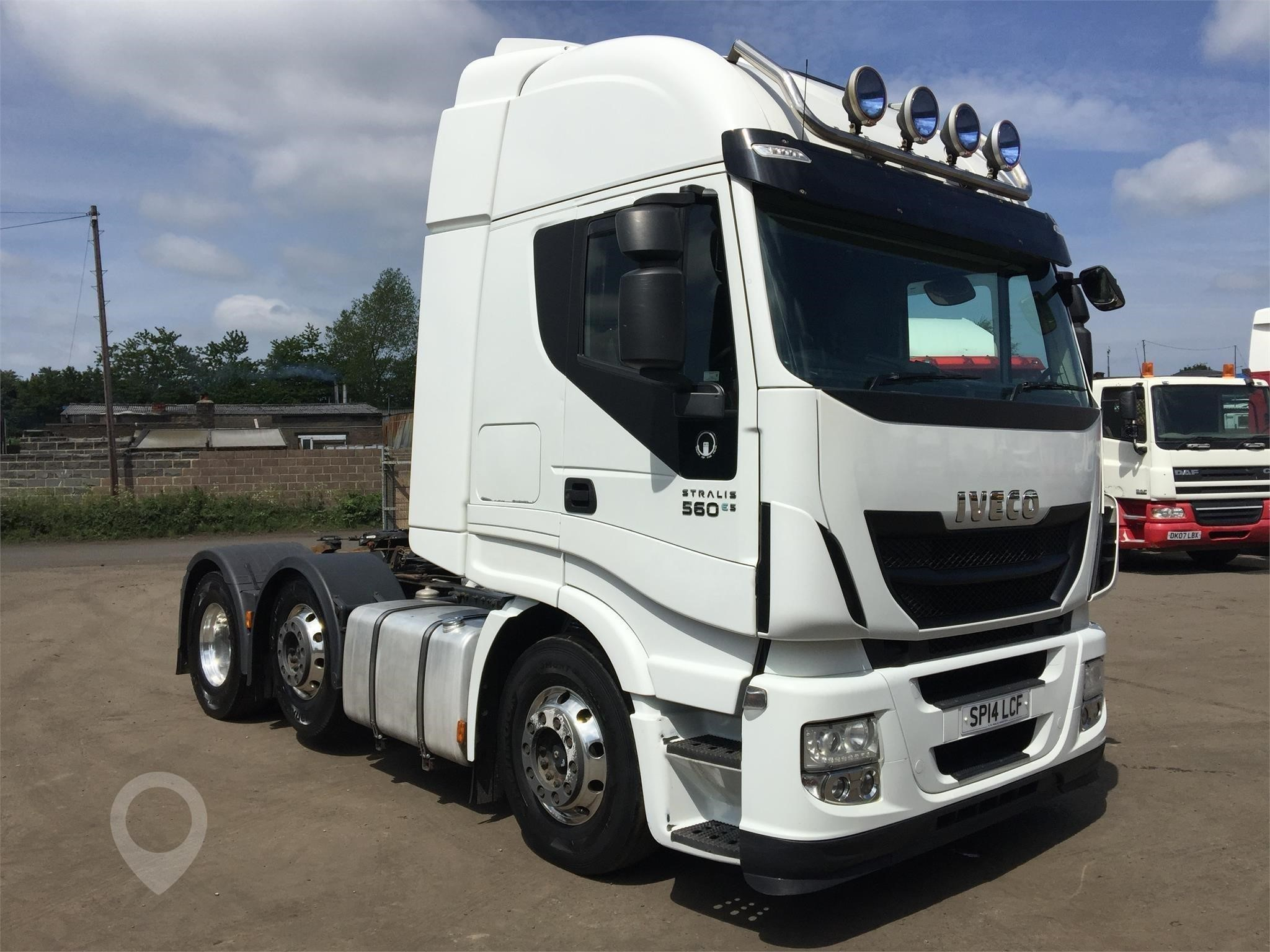 Used IVECO Trucks for sale in the United Kingdom - 474