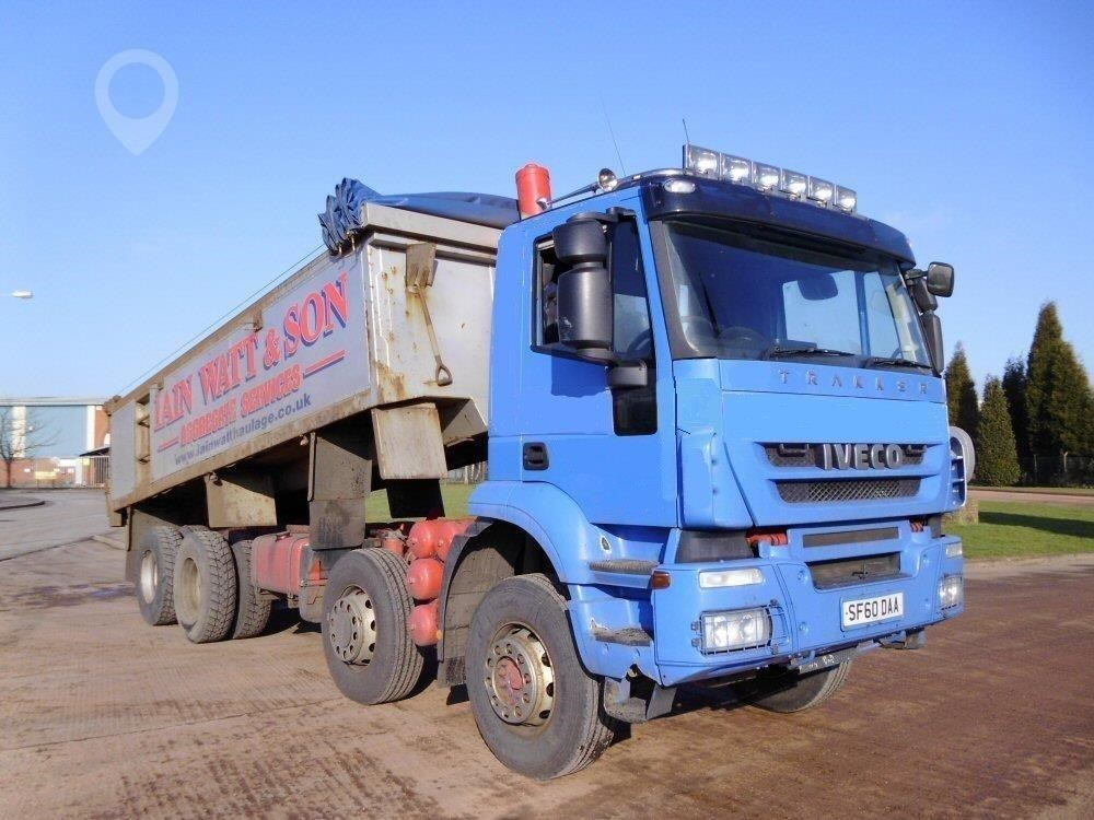 Used IVECO Trucks for sale in the United Kingdom - 482
