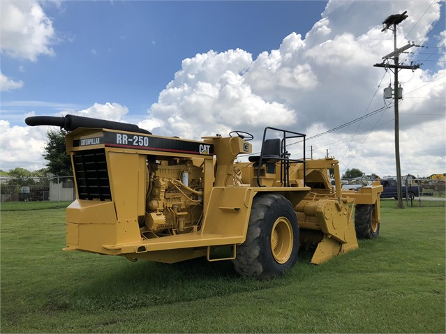 1988 CAT RR-250 For Sale In Mulberry, Florida