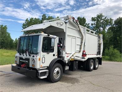 Trash Trucks For Sale >> Garbage Trucks For Sale In Michigan 9 Listings Truckpaper Com