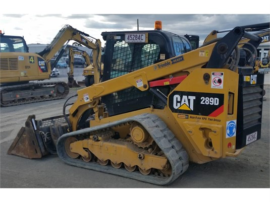 2015 Caterpillar 289D - Heavy Machinery for Sale